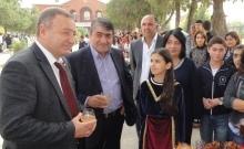 Մրգաշատ համայնքում նշվեց ավանդական դարձած Մաճառի տոնը
