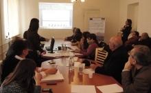 Ներկայացվեց մարզի 2017-2025թթ. տարածքային զարգացման ռազմավարության իրավիճակի վերլուծության նախնական տարբերակը