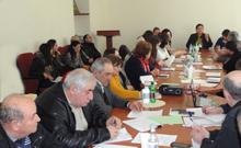Քննարկվեց Արմավիրի մարզի 2017-2025 թվականների տարածքային զարգացման ռազմավարության նախագիծը