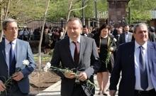 Արմավիրում հարգանքի տուրք մատուցվեց Հայոց ցեղասպանության սուրբ նահատակների հիշատակին