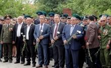 Հարգանքի տուրք մատուցվեց հայրենիքի պաշտպանության և խաղաղության համար զոհվածների հիշատակին