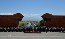 Նշվեց Հայաստանի Առաջին հանրապետության հռչակման 99-րդ տարեդարձը