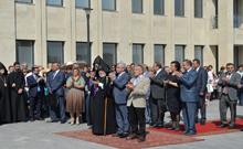 Բացվել է «Էօրնեկեան հանրակրթական դպրոց»-ի նոր մասնաշենքը