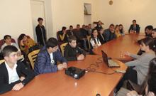 Տեղի է ունեցել ՀՀ երիտասարդական պետական քաղաքականության 2018-2022 թվականների ռազմավարության առաջին հանրային քննարկումը