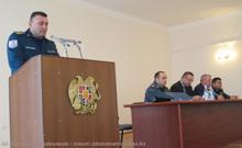 Տեղի է ունեցել ՀՀ ԱԻ նախարարության փրկարար ծառայության Արմավիրի մարզային փրկարարական վարչության 2017 թվականի գործունեության ամփոփման հաշվետու նիստը