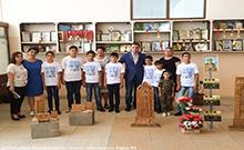 Մարզպետ Գագիկ Միրիջանյանը ներկա է գտնվել քառօրյա հերոսամարտում զոհված ոսկեհատցի զինվորի ծննդյան տարեդարձին նվիրված միջոցառմանը