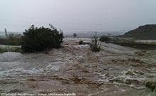 Հորդառատ անձրևի հետևանքով արտակարգ իրավիճակ է ստեղծվել Շենիկ, Քարակերտ և Դալարիկ համայնքներում