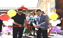 Մարզպետ Գագիկ Միրիջանյանն այցելել է Բամբակաշատի մանկապարտեզ