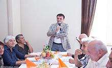 Մարզպետը ներկա է գտնվել Տարեցների միջազգային օրվա կապակցությամբ կազմակերպված միջոցառմանը