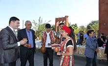 Փոխմարզպետը ներկա է գտնվել Մրգաշատ համայնքում կազմակերպված Մաճառի տոնին