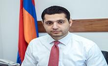 Մարզպետ Համբարձում Մաթևոսյանի շնորհավորանքի խոսքն ԱԺ արտահերթ ընտրությունների կապակցությամբ