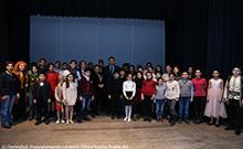 Մարզպետ Համբարձում Մաթևոսյանը ներկա է գտնվել <<Զվարթնոց>> ՀԱՅ ԵՐԳԻ 2018-2019 թվականների մրցույթ-փառատոնի մեկնարկն ազդարարող միջոցառմանը