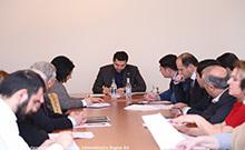 Տեղի է ունեցել ներքին աուդիտի կոմիտեի հերթական նիստը