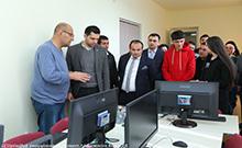 Նորակերտ համայնքում բացվել է «Արմաթ» ինժեներական լաբորատորիա