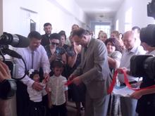 Վերաբացվեց Արտիմետ համայնքի դպրոցը