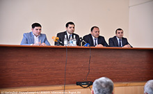 Տեղի է ունեցել ՀՀ Արմավիրի մարզի խորհրդի այս տարվա առաջին նիստը