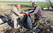 Արմավիրի մարզում «Մաքուր Հայաստան» շաբաթօրյակի շրջանակներում իրականացվել են համատարած մաքրման և բարեկարգման աշխատանքներ