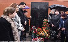 Հարգանքի տուրք է մատուցվել ազատամարտիկ, ապրիլյան քառօրյա պատերազմում զոհված Նիկոլայ Օսիպյանի հիշատակին
