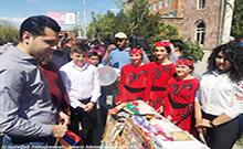 Արմավիրում տոնում են Քաղաքացու օրը. Համբարձում Մաթևոսյանը մասնակցել է տոնական օրվան նվիրված միջոցառումներին