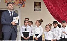 Համբարձում Մաթևոսյանը մասնակցել է Հովհաննես Թումանյանի ծննդյան 150-ամյակին նվիրված միջոցառմանը