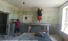 Սուբվենցիոն ծրագրով սկսվել է Արգավանդի համայնքապետարանի և հարակից տարածքի վերանորոգումը
