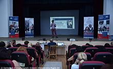Արմավիրի մշակույթի տանը ներկայացվել է «Չիվնինգ» կրթաթոշակային ծրագիրը
