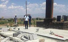 Մրգաշատ համայնքում մեկնարկել են սուբվենցիոն ծրագրով նախատեսված աշխատանքները