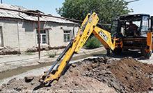 Սուբվենցիոն ծրագրով սկսվել են Սարդարապատ համայնքի խմելու ջրի ցանցի վերանորոգման աշխատանքները