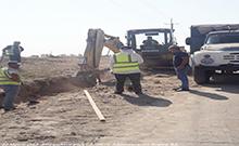 Սկսվել է Տարոնիկ համայնքից դեպի «Մեծամոր» պատմահնագիտական արգելոց-թանգարան տանող ճանապարհահատվածի վերանորոգումը