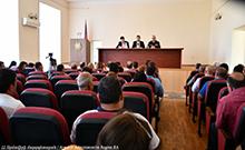 Տեղի է ունեցել ՀՀ Արմավիրի մարզի խորհրդի հերթական նիստը