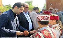 Մարզպետ Համբարձում Մաթևոսյանը Մրգաշատ համայնքում մասնակցել է Մաճառի տոնին
