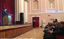 Տեղի է ունեցել ՀՀ Արմավիրի մարզի խորհրդի տարեվերջյան  նիստը