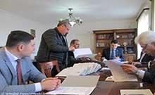Տեղի է ունեցել Արմավիրի մարզային զորակոչային հանձնաժողովի հերթական նիստը