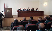 Տեղի է ունեցել  Արմավիրի մարզի խորհրդի այս տարվա  առաջին նիստը