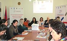 Ֆորում՝ «ՏԻՄ-երում կանանց մասնակցության ընդլայնումը՝ համայնքների զարգացման գրավական» թեմայով