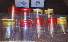 «Արմաթ» ինժեներական լաբորատորիաների ներկայացուցիչները մարզպետարանին են հանձնել  եռաչափ տպիչներով պատրաստված պաշտպանիչ դիմավահաններ