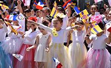 ՀՀ Արմավիրի մարզպետ Համբարձում Մաթևոսյանի շնորհավորանքի խոսքը Երեխաների պաշտպանության միջազգային օրվա առթիվ