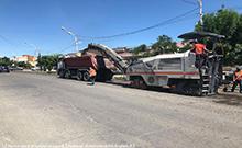 Արմավիր քաղաքի Երևանյան փողոցի  2.07 կմ հատվածը  կապիտալ կնորոգվի