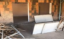 Երվանդաշատում մեկնարկել է համայնքի կուլտուրայի շենքի երկրորդ հարկի մի մասի` մանկապարտեզի վերակառուցման ծրագիրը