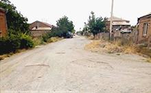 Հուշակերտ համայնքի 5-րդ փողոցի  0,35 կմ հատվածը կասֆալտապատվի