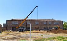 Մրգաշատ համայնքի չորս սուբվենցիոն ծրագրերից մեկով  շինաշխատանքները մեկնարկել են