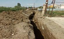 Մեկնարկել են Մարգարա համայնքի 6  փողոցի ջրամատակարարման ցանցի կառուցման աշխատանքները