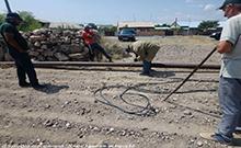 Լեռնագոգ համայնքում մեկնարկել են ոռոգման ջրագծի կառուցման աշխատանքները