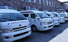 Հրդեհի հետևանքով տուժած 4 պացիենտները տեղափոխվել են Այրվածքաբանության ազգային կենտրոն