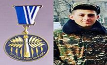 Բամբակաշատ համայնքի բնակիչ, շարքային Ռազմիկ Մադաթյանը պարգևատրվել է  «Մարտական ծառայություն» մեդալով