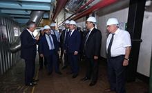 ՏԿԵ նախարարը ճանաչողական այց է կատարել Հայկական ատոմային էլեկտրակայան