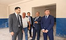 ՏԿԵ նախարարը մարզպետի ուղեկցությամբ եղել է  Խորոնք, Ծիածան և Դալարիկ համայնքներում