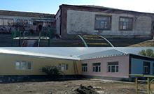 Ջանֆիդա համայնքի Վ. Սարգսյանի անվան մանկապարտեզի հիմնանորոգման աշխատանքներն ավարտվել են