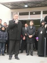 Վերաբացվեց Մյասնիկյան համայնքի ամբողջությամբ հիմնանորոգված դպրոցը