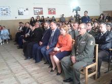 Եվս մեկ միջոցառում` նվիրված Հայոց մեծ եղեռնի 100-ամյա տարելիցին